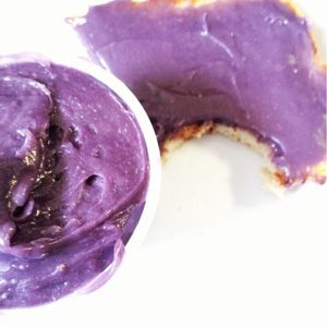 Ube Cookie Butter